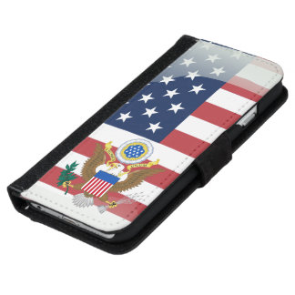 The great seal of United States iPhone 6 Wallet Case