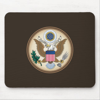 The Great Seal (original) Mouse Pad