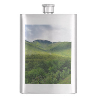 The Great Smoky Mountains Hip Flask