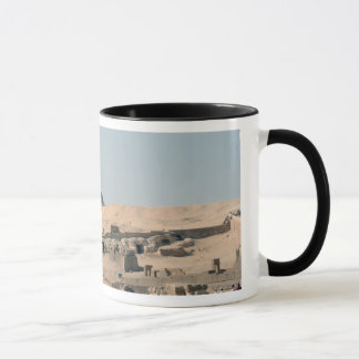 The Great Sphinx and Khafra's Pyramid Mug