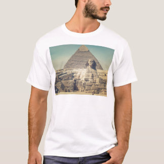 The Great Sphinx of Giza T-Shirt
