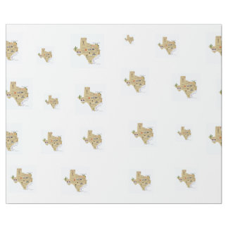 The Great State of Texas Tissue Paper