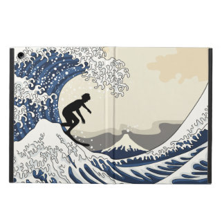 The Great Surfer of Kanagawa Cover For iPad Air