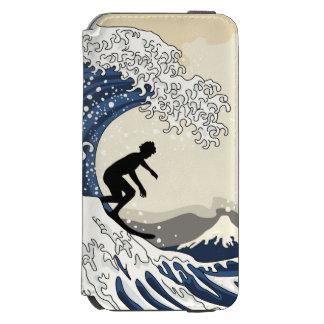 The Great Surfer of Kanagawa Incipio Watson™ iPhone 6 Wallet Case