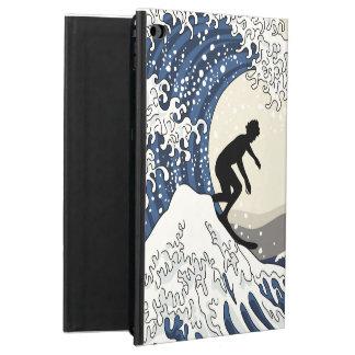 The Great Surfer of Kanagawa Powis iPad Air 2 Case