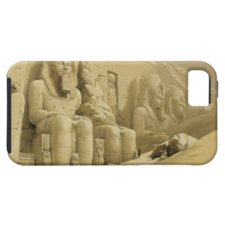 """The Great Temple of Abu Simbel, Nubia, from """"Egypt Case For The iPhone 5"""