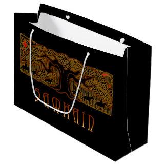 The Great Tree Samhain Large Gift Bag