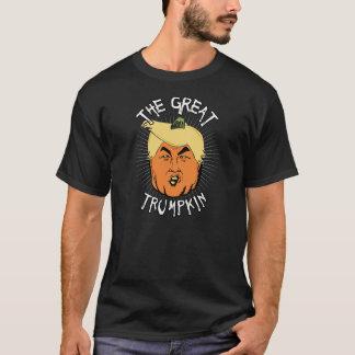The Great Trumpkin - Sketch -  T-Shirt