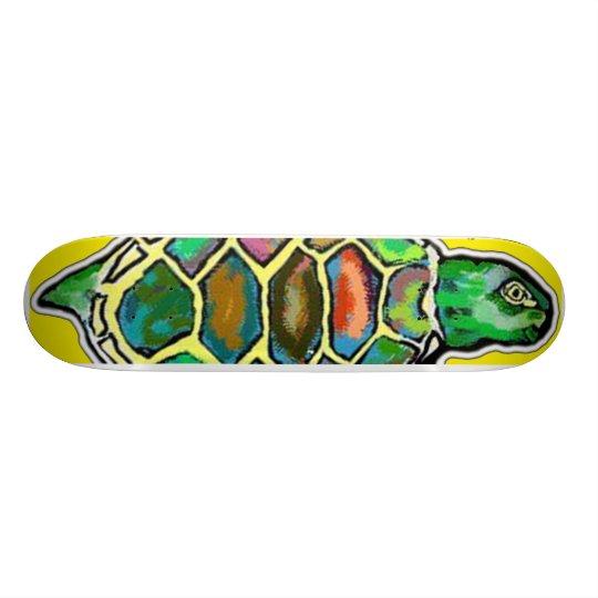 The Great Turtle Board Skate Board Deck