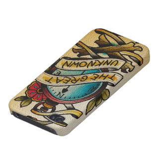 the great unknown iPhone 4 cover
