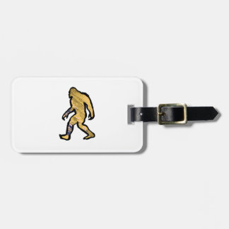 The Great Unknown Luggage Tag