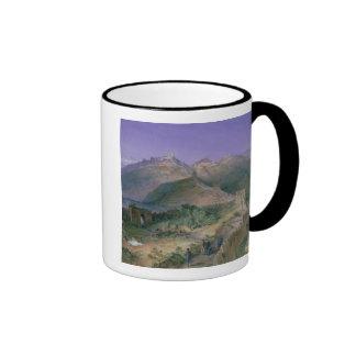 The Great Wall of China, 1886 (w/c) Mug