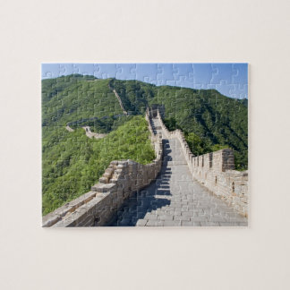 The Great Wall of China in Beijing, China Puzzle