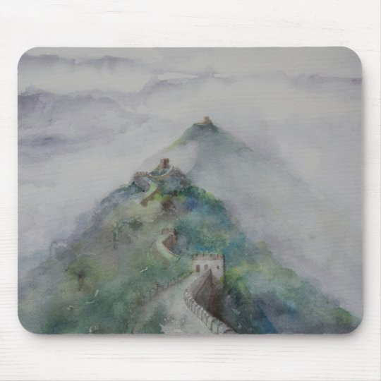 The Great Wall of China Mouse Pad