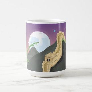 The Great Wall of China Coffee Mugs