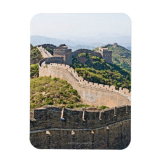 The Great Wall of China Rectangular Photo Magnet