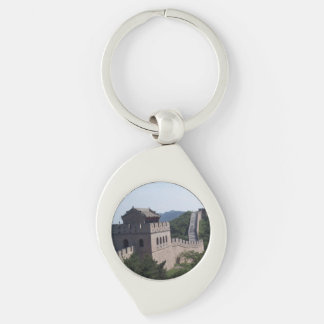The great wall of china souvenier keychain