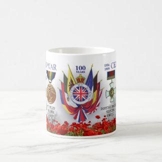 The Great War centenary Coffee Mug