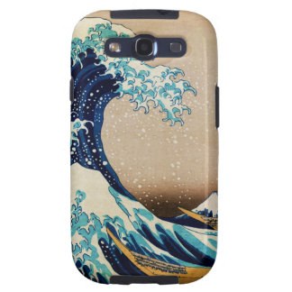 The Great Wave by Hokusai Vintage Japanese Samsung Galaxy S3 Case