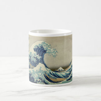 The Great Wave Classic White Coffee Mug