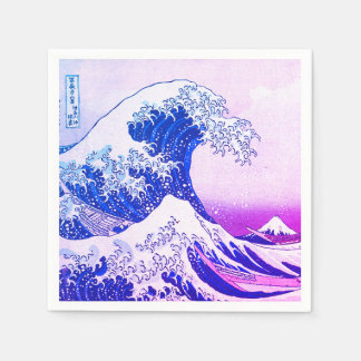 The Great Wave Disposable Napkin