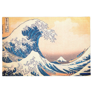 The Great Wave Doormat