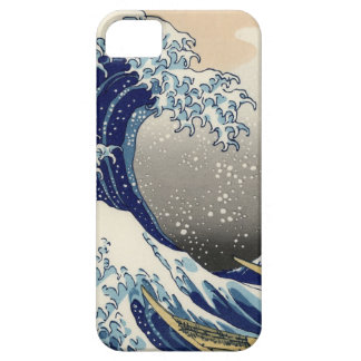 The great wave Iphone 5 iPhone 5 Cases