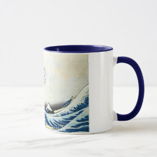 """The Great Wave"" Japanese Painting by Hokusai Mug"