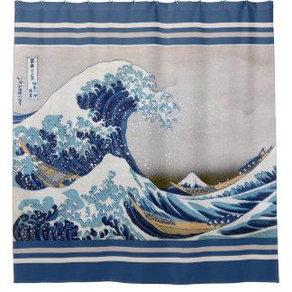 The Great Wave off Kanagawa - 神奈川沖浪裏