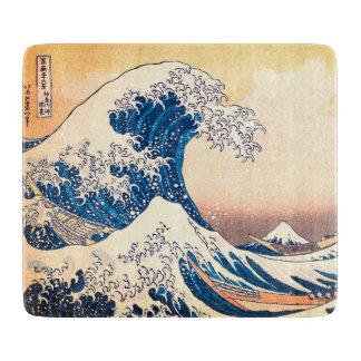 The Great Wave Off Kanagawa Cutting Board