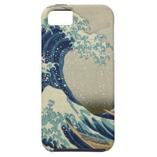 The Great Wave off Kanagawa iPhone 5 Case