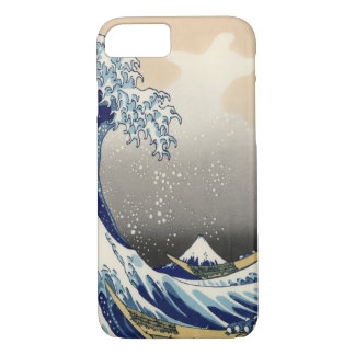 The Great Wave off Kanagawa iPhone 7 iPhone 7 Case
