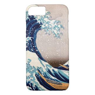 The Great Wave off Kanagawa iPhone 8/7 Case