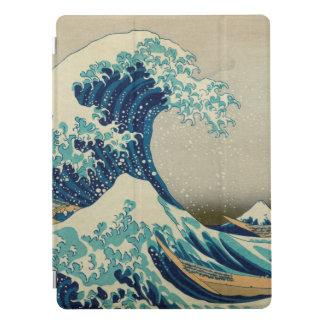 The Great Wave Off Kanagawa Kanagawa-oki Nami Ura iPad Pro Cover