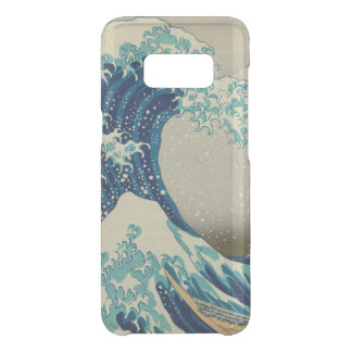 The Great Wave Off Kanagawa Kanagawa-oki Nami Ura Uncommon Samsung Galaxy S8 Case