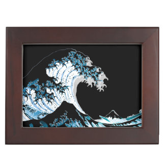 The Great Wave off Kanagawa Keepsake Box