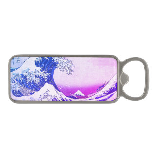 The Great Wave Off Kanagawa Magnetic Bottle Opener