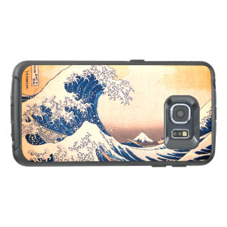 The Great Wave Off Kanagawa OtterBox Samsung Galaxy S6 Edge Case