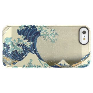 The Great Wave off Kanagawa Permafrost® iPhone SE/5/5s Case