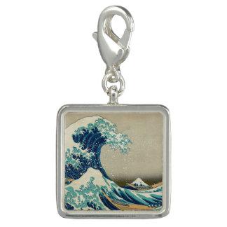 The Great Wave off Kanagawa Photo Charms
