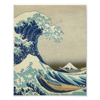 The Great Wave off Kanagawa Photo Print