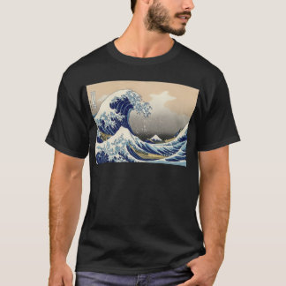 The Great Wave off Kanagawa T-Shirt