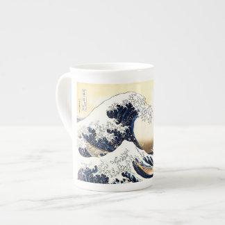 The Great Wave off Kanagawa Tea Cup