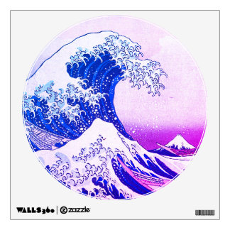 The Great Wave Off Kanagawa Wall Decal
