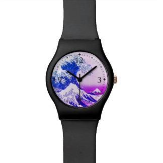 The Great Wave Off Kanagawa Watch