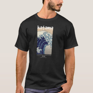 The Great Wave off of Katama T-Shirt