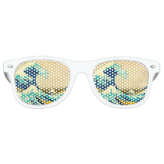 The Great Wave Party Sunglasses