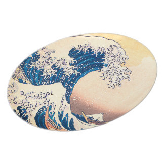 The Great Wave Plate