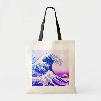The Great Wave Tote Bag