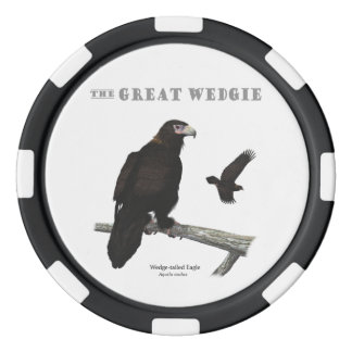 The Great Wedgie Poker Chips